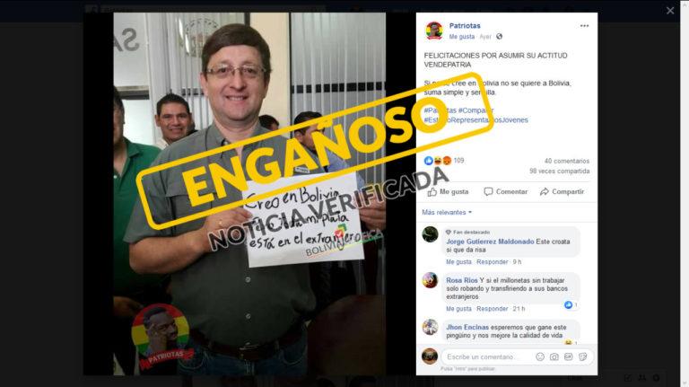 Boletin 3 – Bolivia Verifica 2019