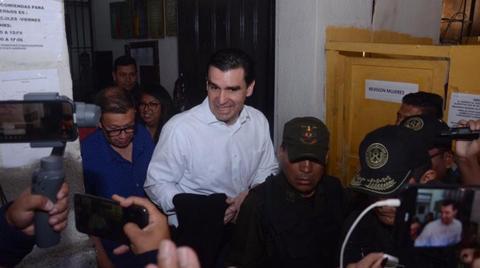 No, José María Leyes no salió de la cárcel