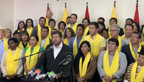 Samuel Doria Medina sí apoyará a Carlos Mesa en las Elecciones Generales 2019