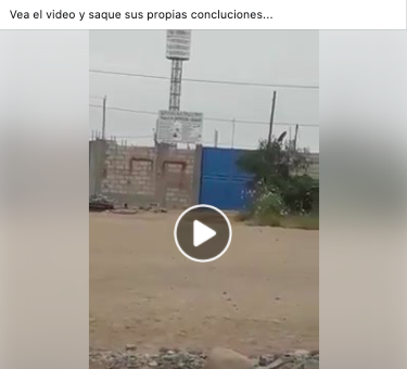 Video engañoso circula en redes sociales sobre supuesta instalación de antenas 5G