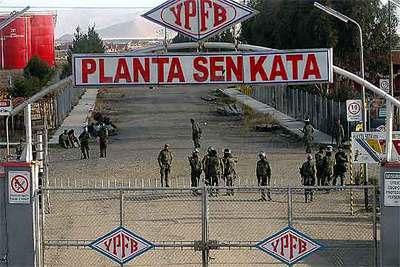 Desde el Concejo Municipal de El Alto aseguran que Senkata no será encapsulada