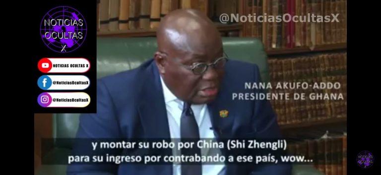 """Es falso el audio que alude al presidente de Ghana sobre el """"complot"""" del coronavirus"""