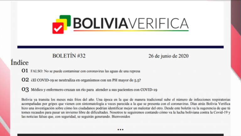 Boletín 32 – 2020