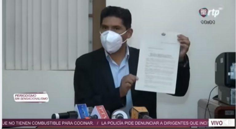 Falso: El dióxido de cloro aún no está autorizado para combatir el coronavirus