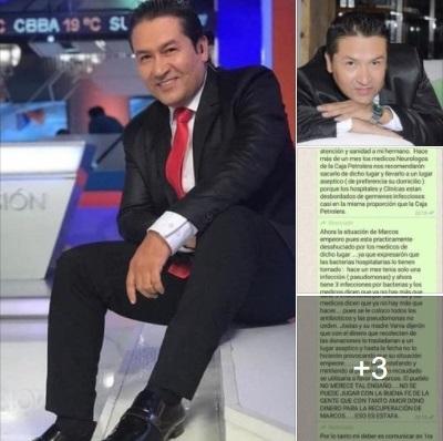 Es falso que la familia de Marco Montero no recibió dinero de la telemaratón solidaria