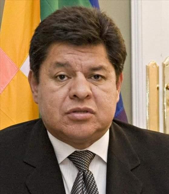 Rubén Saavedra, funcionario durante la gestión de Diego Pary, ya no trabaja en Cancillería