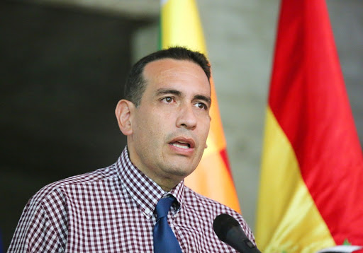 Exembajador de Bolivia en Venezuela está habilitado para votar… pero en Colombia