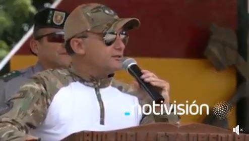 En los últimos días, el Ministro López no realizó declaraciones sobre ingreso de milicias extranjeras