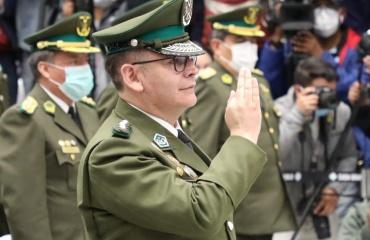 Conoce los requisitos para llegar a ser Comandante General de la Policía Boliviana