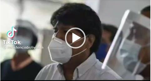 Evo Morales se encuentra en recuperación, información falsa sobre su salud circula en redes sociales