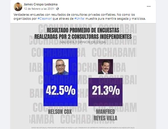 """""""Validata"""" y """"Opinión Cruzada"""" no son reconocidas por el TSE"""