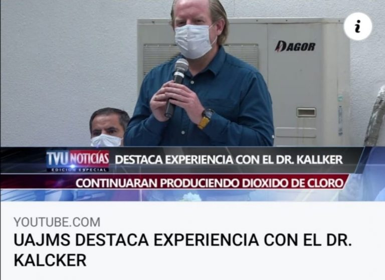 YouTube censuró un video de la universidad de Tarija por promocionar el dióxido de cloro