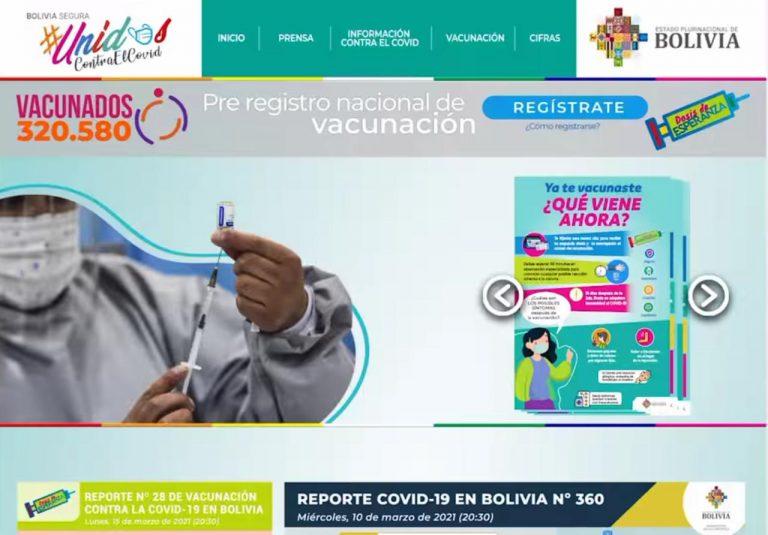 Conoce los pasos a seguir para el registro de vacunación a nivel nacional