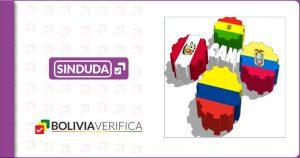 Seis preguntas y respuestas sobre el Estatuto Migratorio Andino que beneficia a ciudadanos de cuatro países
