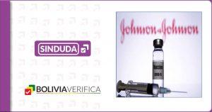 ¿Qué se sabe de las vacunas Johnson & Johnson que llegarán a Bolivia?