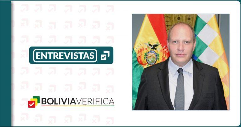 """Viceministro Juan Carlos Blanco: """"No hemos pagado por las vacunas que no han llegado"""""""