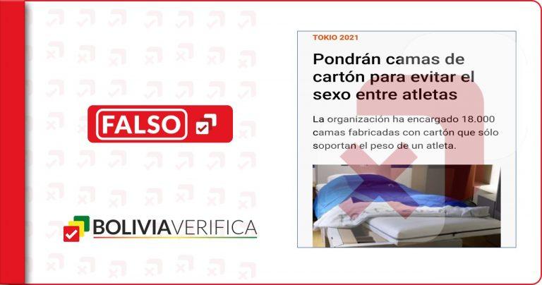 """Las nuevas camas para los Juegos Olímpicos no son """"antisexo"""", son reciclables"""