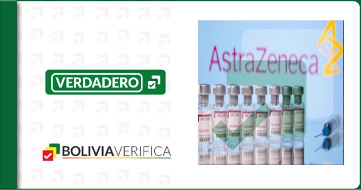 La vacuna AstraZeneca no se vende a través de intermediarios ni de empresas privadas