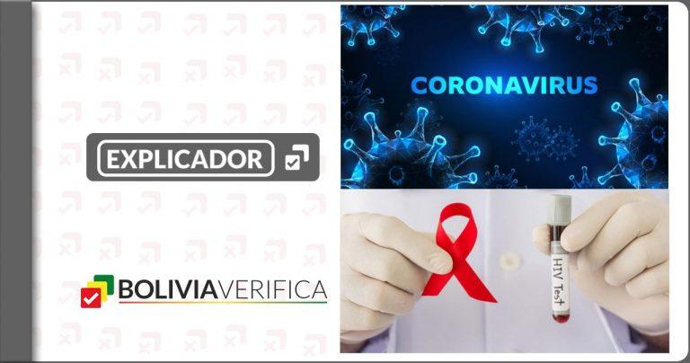 Vacunación contra la COVID-19 no genera riesgos a personas portadoras de VIH