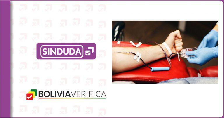 ¿Puede donar sangre una persona vacunada contra la COVID-19?