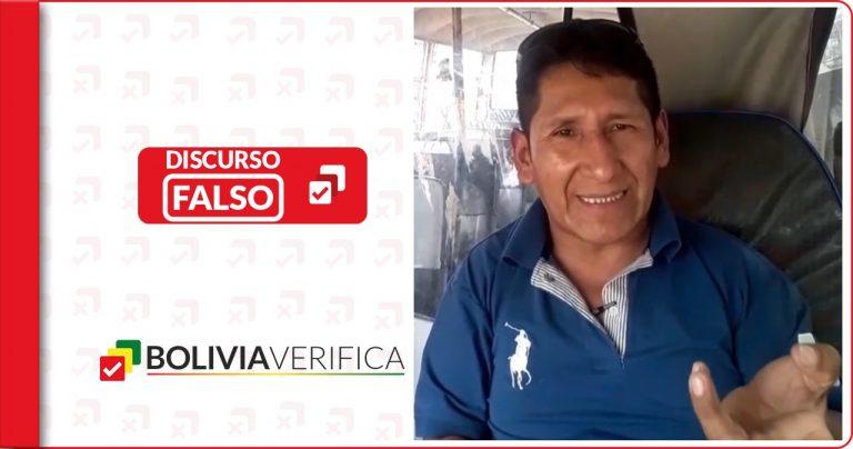 """""""Yo Pascual"""", el usuario boliviano de Facebook que desinforma sobre la pandemia"""